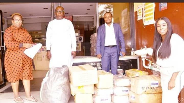 NAHCO DONATES MEDICAL EQUIPMENT TO LAGOS STATE TOWARD THE FIGHT AGAINST COVID-19
