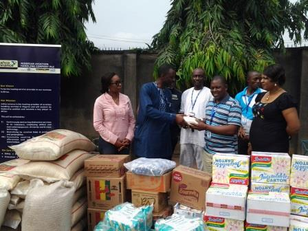 DONATION TO SOS CHILDREN VILLAGE