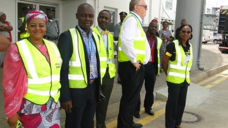 KENYA AIRWAYS INAUGURAL FLIGHT IN ABUJA