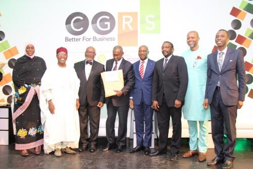 NAHCO AVIANCE CGRS CERTIFICATION CEREMONY