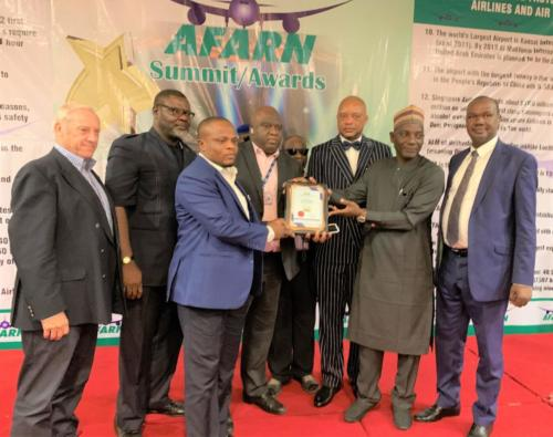 NAHCO wins Most Congenial Ground Handling Company of the Year